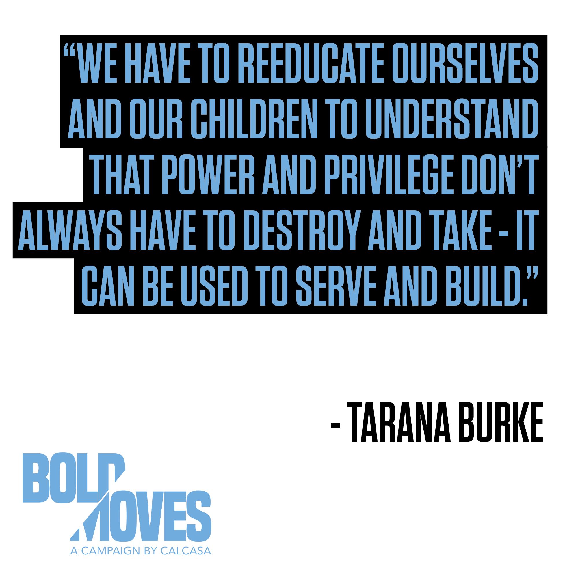 Tarana Burke Quote